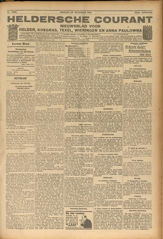 Heldersche Courant 1924-11-25