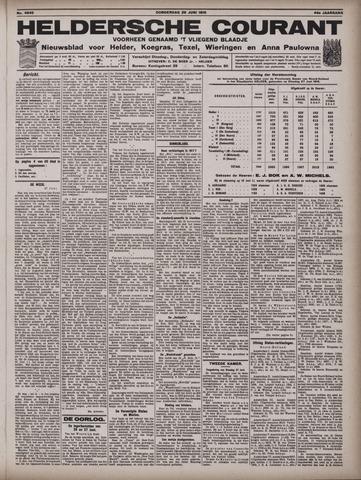 Heldersche Courant 1916-06-29