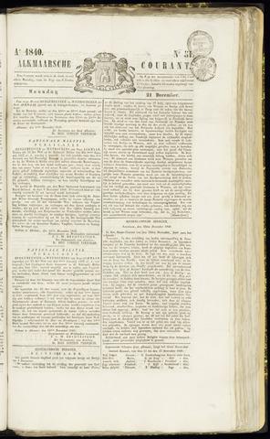 Alkmaarsche Courant 1840-12-21