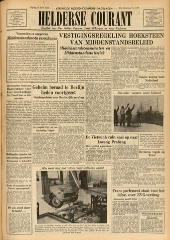 Heldersche Courant 1954-02-12