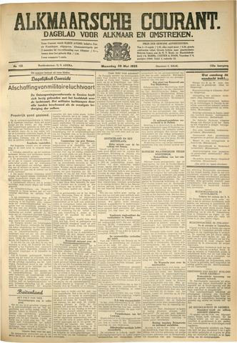Alkmaarsche Courant 1933-05-29