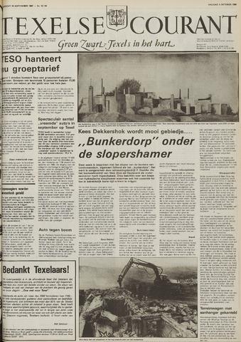 Texelsche Courant 1986-10-03