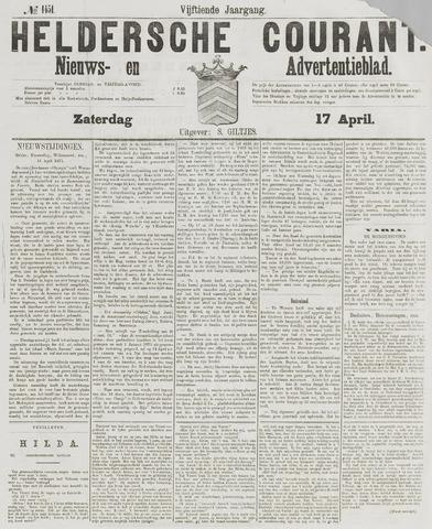 Heldersche Courant 1875-04-17