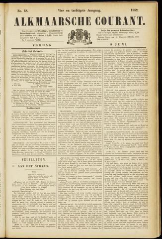 Alkmaarsche Courant 1882-06-09
