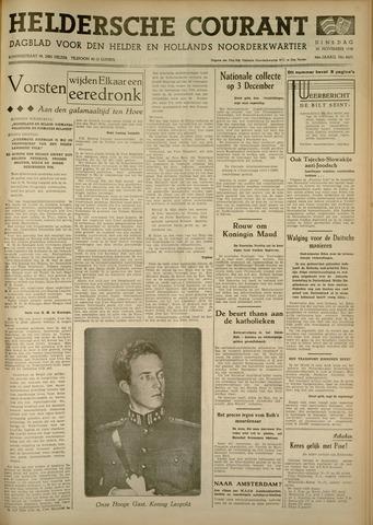Heldersche Courant 1938-11-22