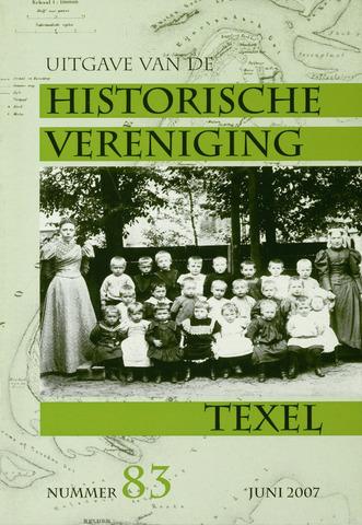 Uitgave Historische Vereniging Texel 2007-06-01