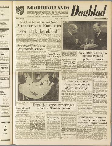 Noordhollands Dagblad : dagblad voor Alkmaar en omgeving 1959-12-16