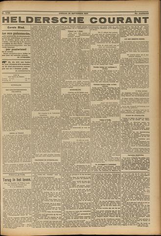 Heldersche Courant 1923-09-25