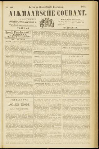 Alkmaarsche Courant 1895-08-23