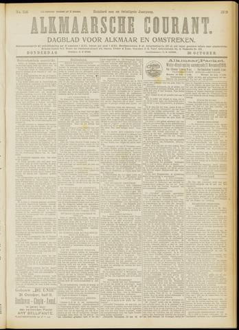 Alkmaarsche Courant 1919-10-30