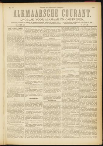 Alkmaarsche Courant 1917-07-17