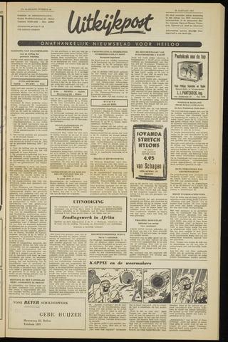 Uitkijkpost : nieuwsblad voor Heiloo e.o. 1961-01-26