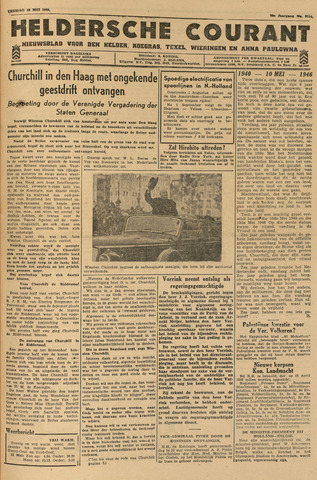 Heldersche Courant 1946-05-10