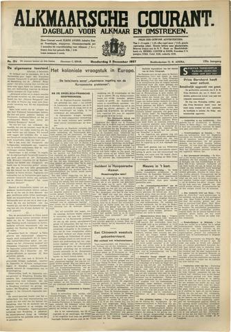 Alkmaarsche Courant 1937-12-02