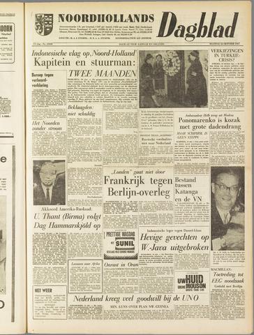 Noordhollands Dagblad : dagblad voor Alkmaar en omgeving 1961-10-16