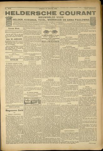 Heldersche Courant 1925-01-13