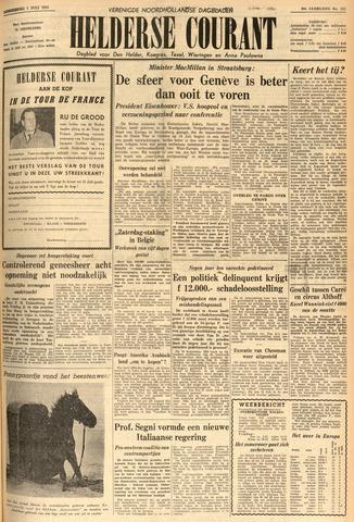 Heldersche Courant 1955-07-07