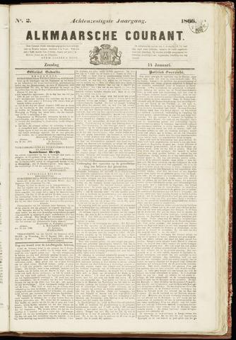 Alkmaarsche Courant 1866-01-14