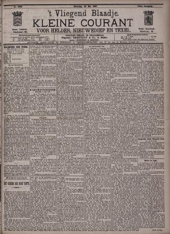 Vliegend blaadje : nieuws- en advertentiebode voor Den Helder 1897-05-22