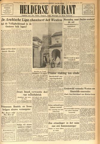 Heldersche Courant 1953-08-26