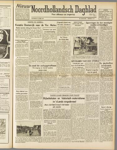 Nieuw Noordhollandsch Dagblad : voor Alkmaar en omgeving 1947-04-24