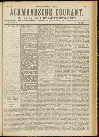 Alkmaarsche Courant 1918-05-24