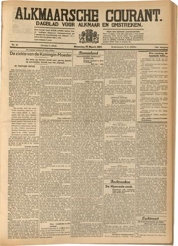 Alkmaarsche Courant 1934-03-19