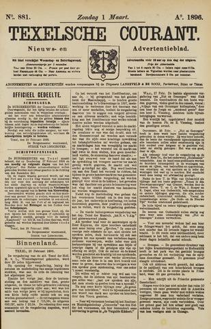 Texelsche Courant 1896-03-01