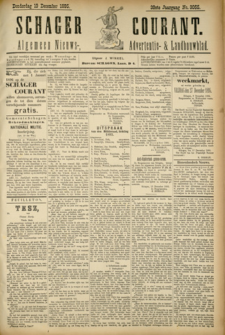 Schager Courant 1895-12-19