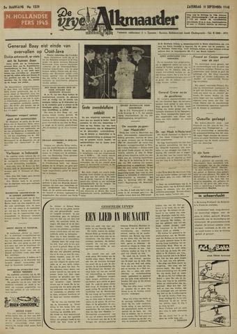 De Vrije Alkmaarder 1948-09-11