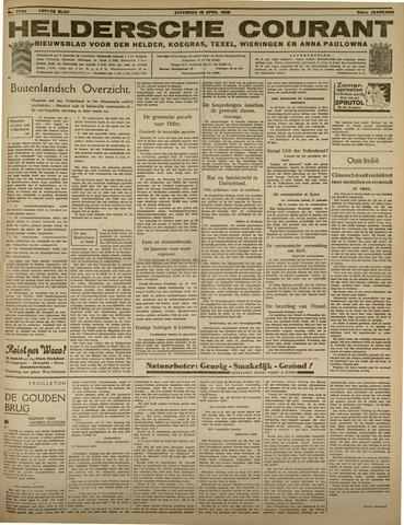 Heldersche Courant 1936-04-18