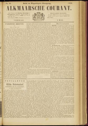 Alkmaarsche Courant 1896-05-08