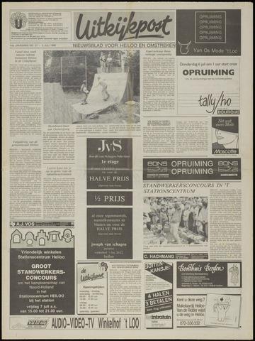 Uitkijkpost : nieuwsblad voor Heiloo e.o. 1989-07-05