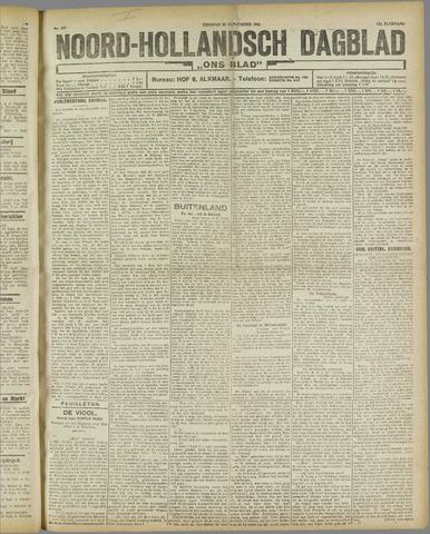 Ons Blad : katholiek nieuwsblad voor N-H 1921-09-20