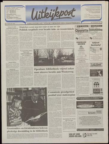 Uitkijkpost : nieuwsblad voor Heiloo e.o. 1999-02-24