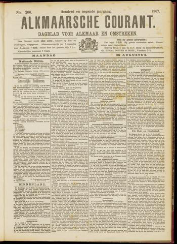 Alkmaarsche Courant 1907-08-26