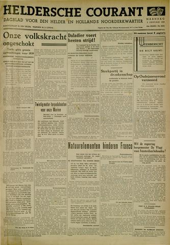 Heldersche Courant 1939-01-02