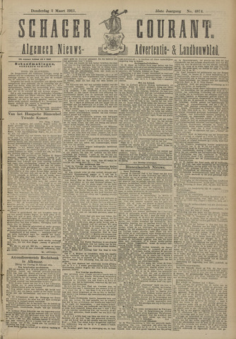 Schager Courant 1911-03-02