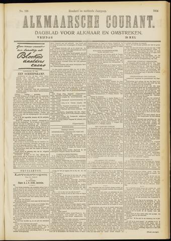 Alkmaarsche Courant 1914-05-29