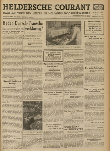 Heldersche Courant 1941-05-19
