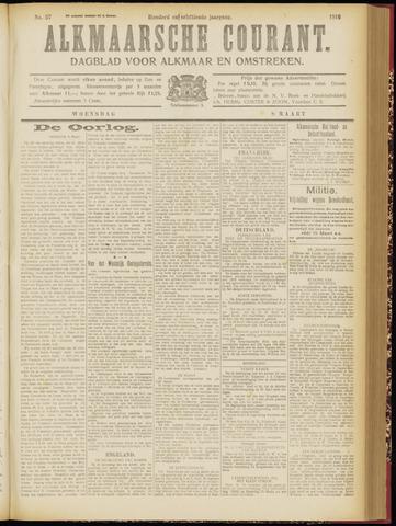 Alkmaarsche Courant 1916-03-08