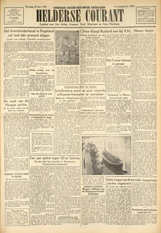 Heldersche Courant 1949-09-28
