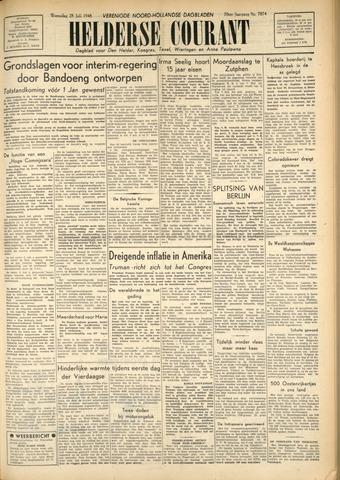 Heldersche Courant 1948-07-28