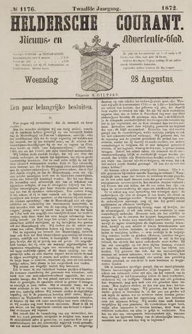 Heldersche Courant 1872-08-28