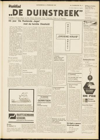 De Duinstreek 1967-02-16