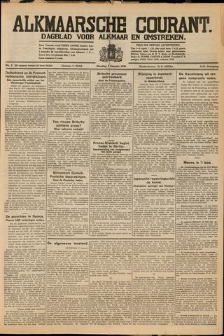 Alkmaarsche Courant 1939-01-03