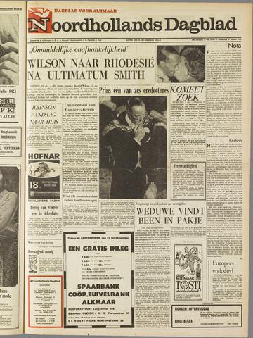 Noordhollands Dagblad : dagblad voor Alkmaar en omgeving 1965-10-21