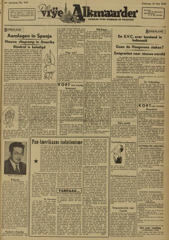 De Vrije Alkmaarder 1947-05-31