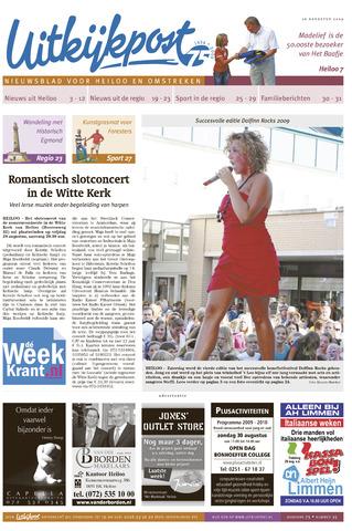 Uitkijkpost : nieuwsblad voor Heiloo e.o. 2009