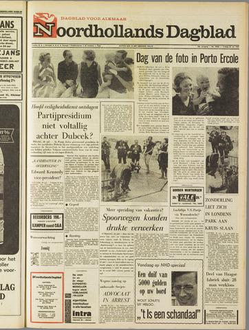 Noordhollands Dagblad : dagblad voor Alkmaar en omgeving 1968-07-26